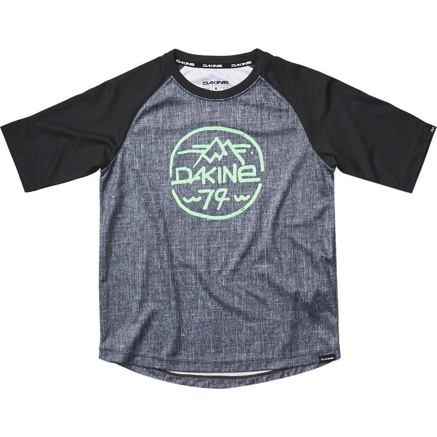 MTB kids jersey - Dakine Dropout