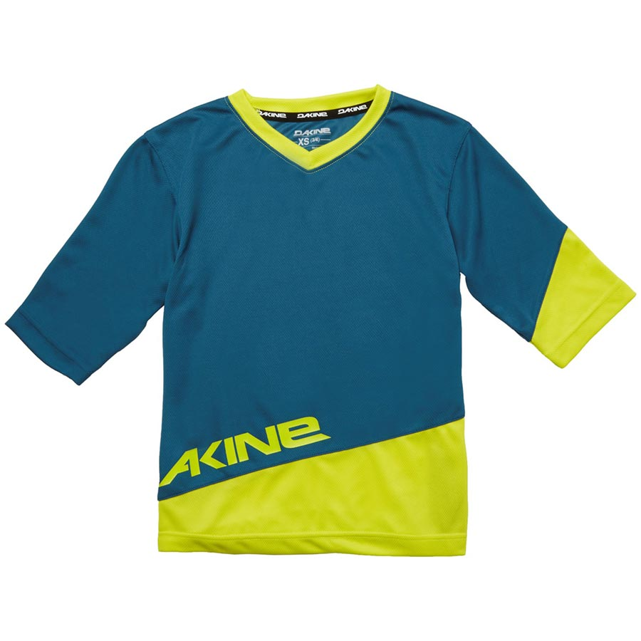 Dakine Vectra three-quarter sleeve mtb jersey for kids