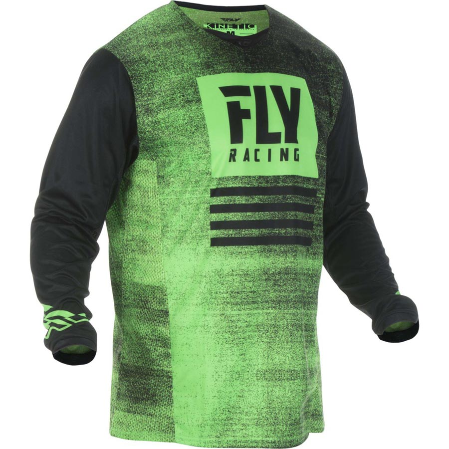 Fly Racing Kinetic Noiz mtb jersey for kids