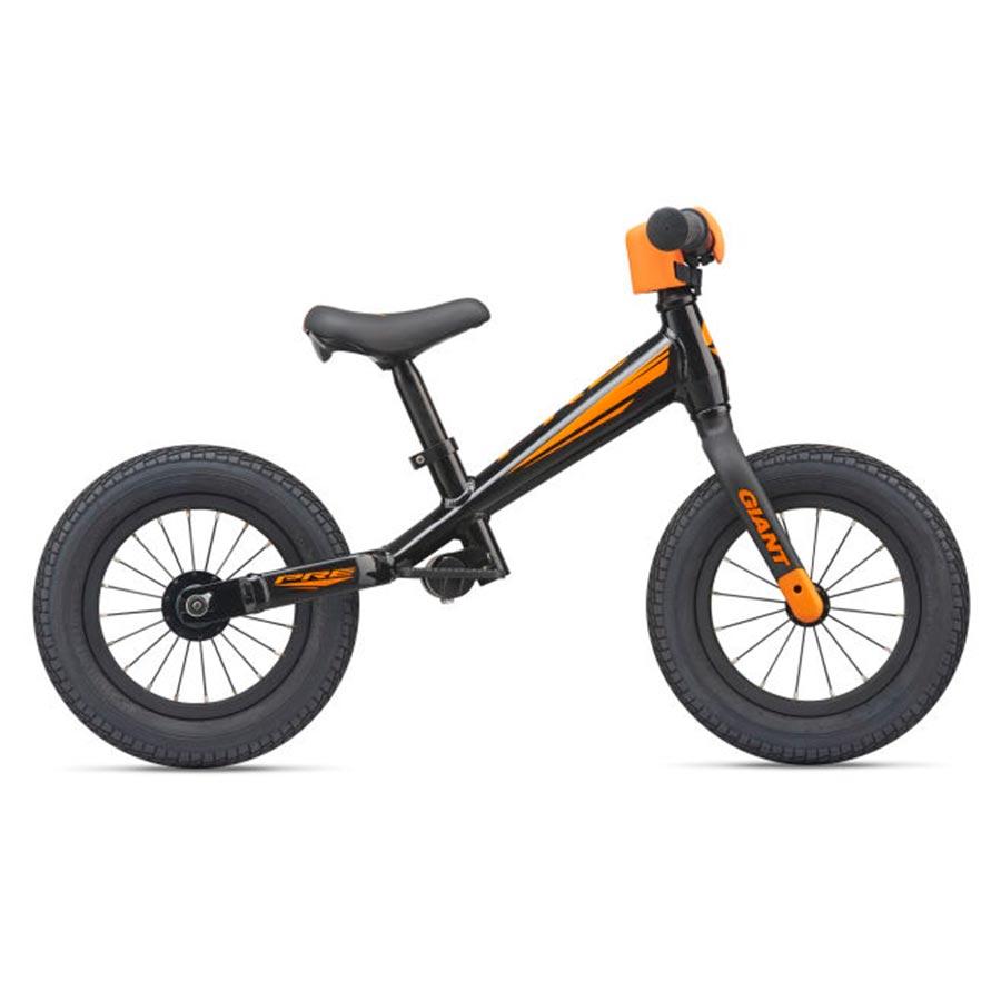 The Giant Pre, run bike - black