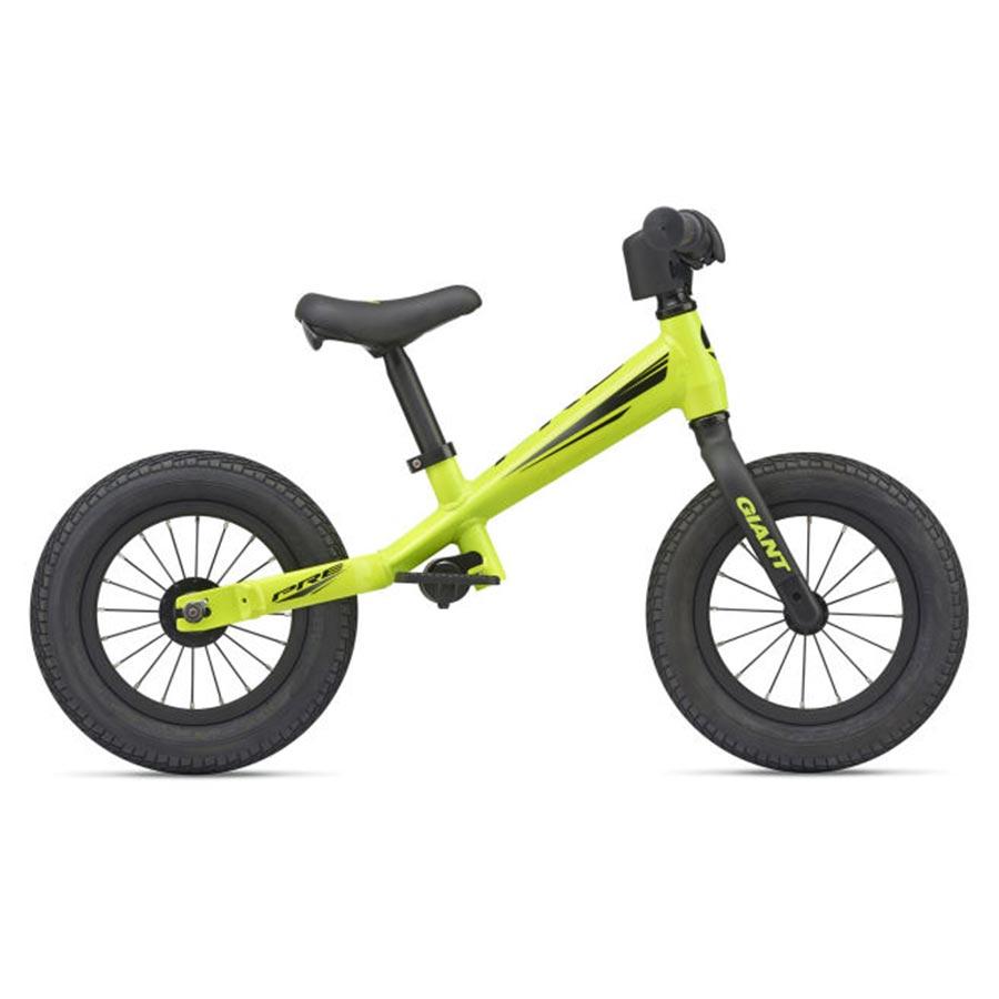 The Giant Pre, run bike - yellow