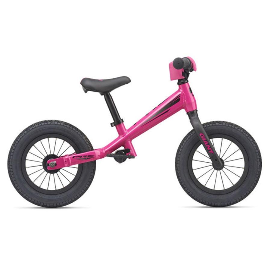 The Giant Pre, run bike - pink