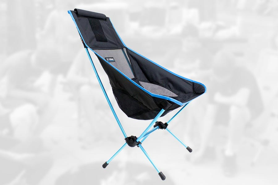 Best Chair for mountain bikers: Helinox