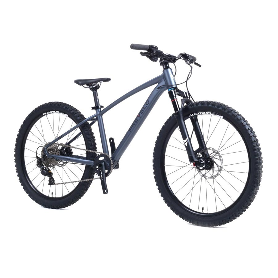 Prevelo Zulu Four - a 24 inch wheel kids' mountain bike