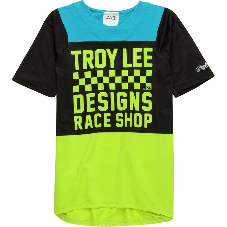 Troy Lees Designs Skyline youth mountain bike jersey