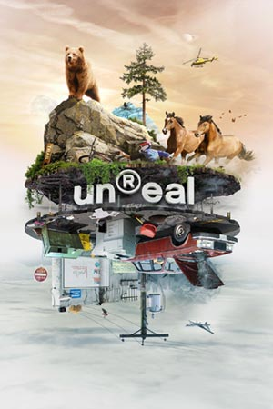 unReal mountain bike movie