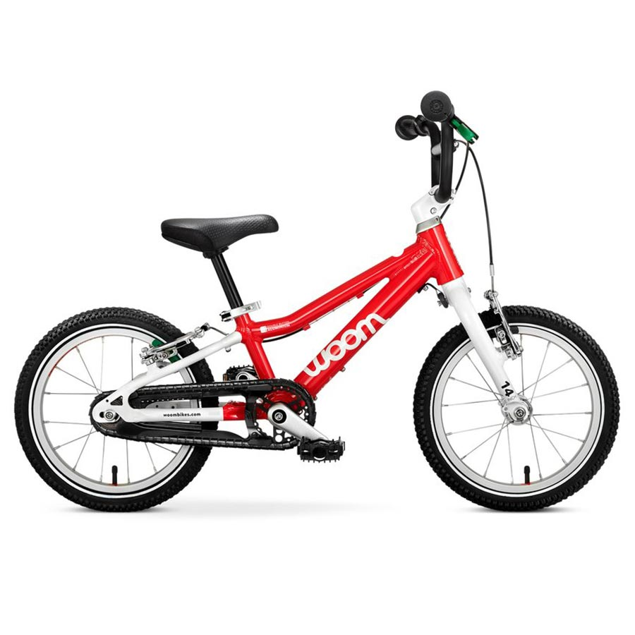 Woom 2 kid bike