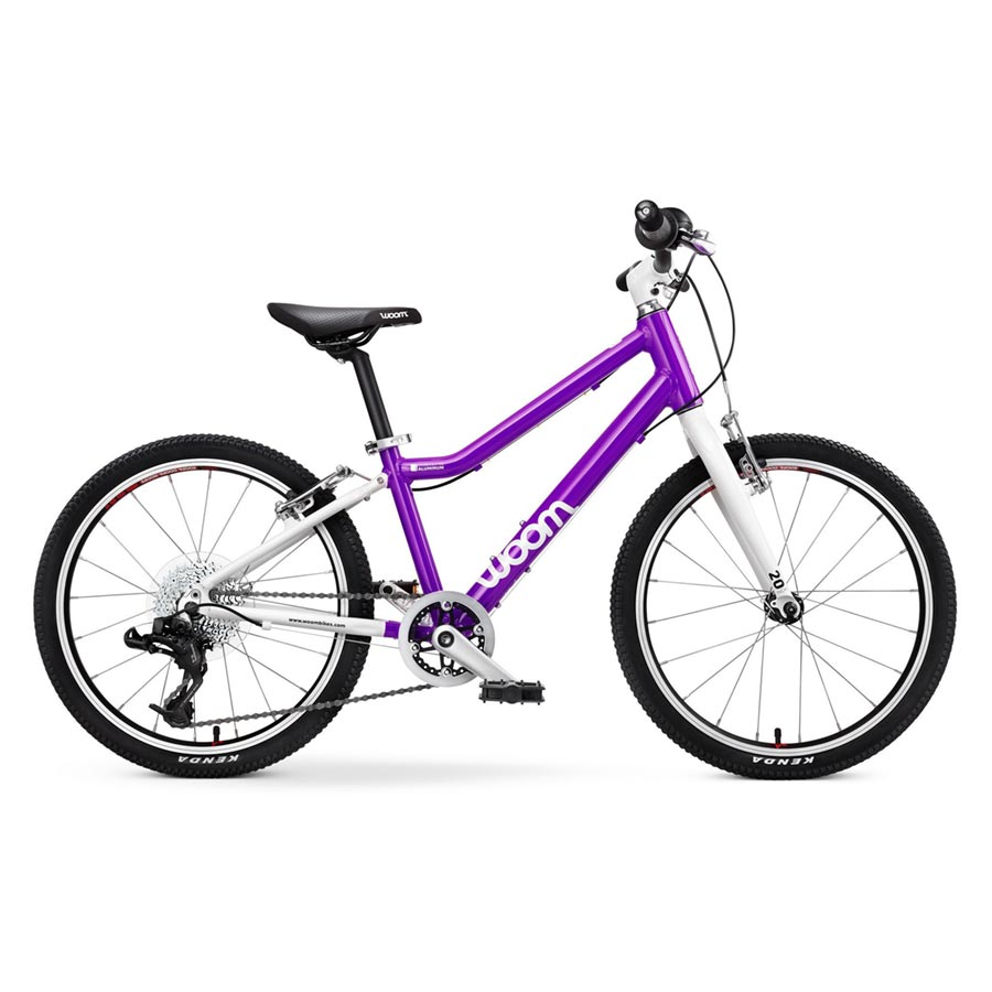 Woom 4 kid bike
