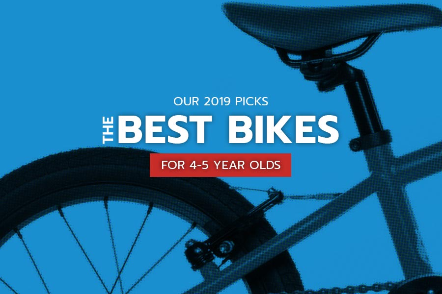 The best bikes for 4-5 year olds, 2019