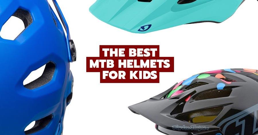 The Best MTB Helmets for kids