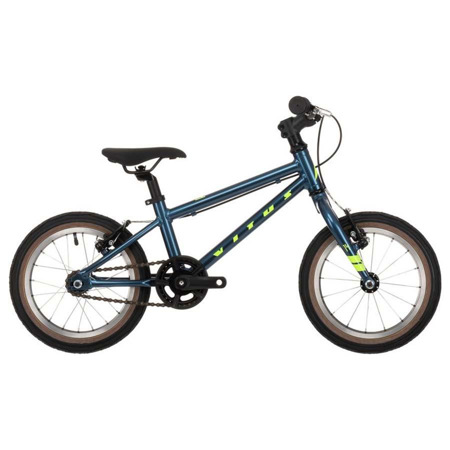 vitus kid 14 blue best 14 inch wheel bike