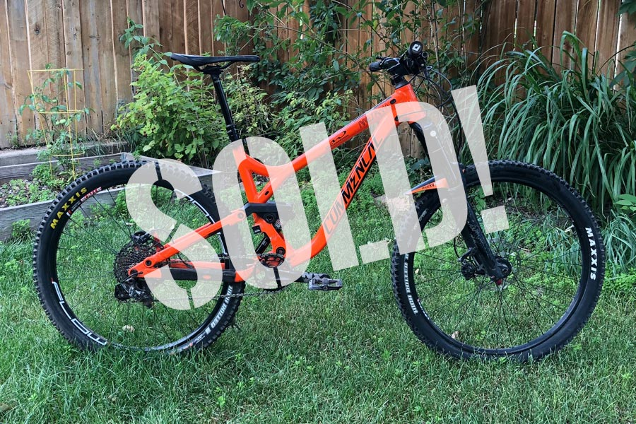 How to sell used mountain bikes - featured image
