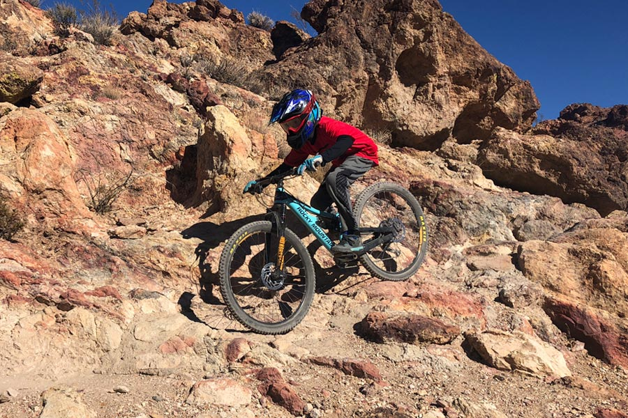 Bootleg Canyon Mountain Bike Park - Boulder City, Nevada
