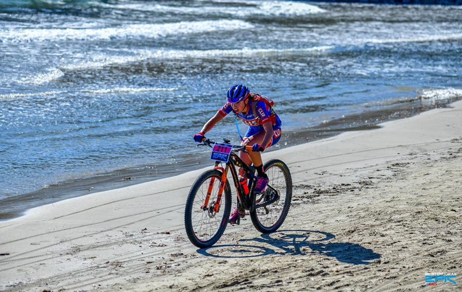 Hannah Rae Finchamp - Mediterranean Epic, Beach