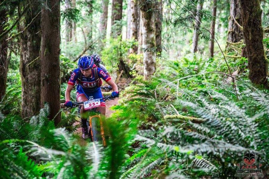 Hannah Rae Finchamp - BC Bike Race, 2018