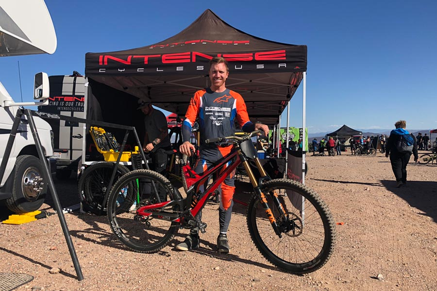 Aaron Gwin Interview 2019 - featured image