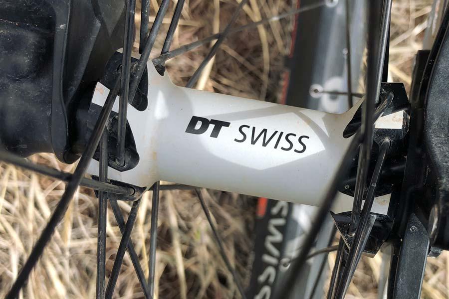 DT Swiss hub