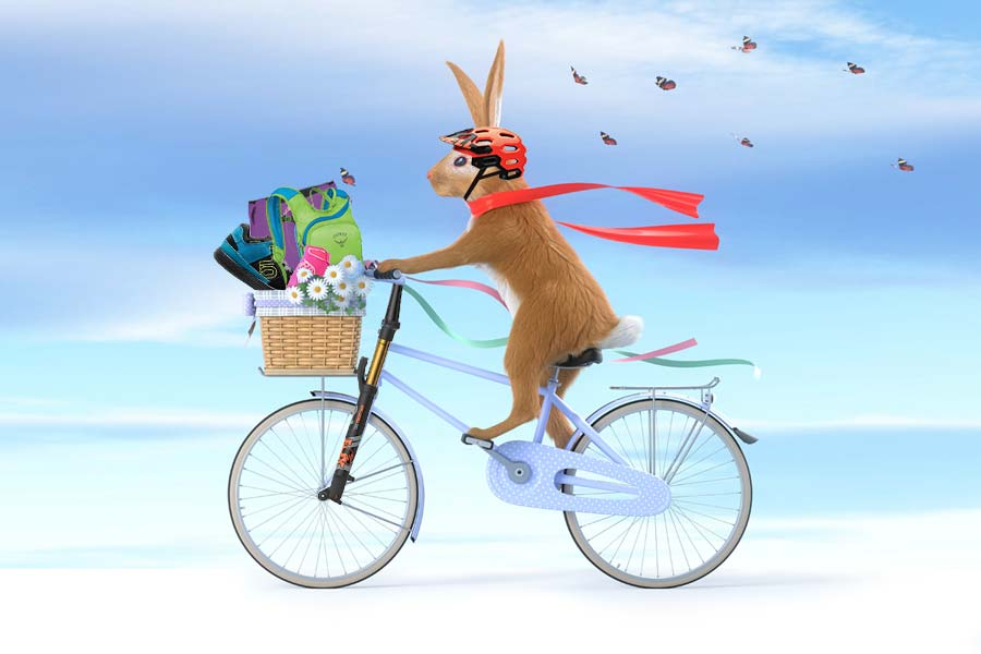 Easter gifts for mtb kids