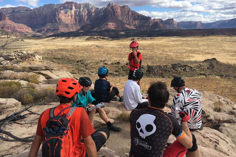 find your mtb people