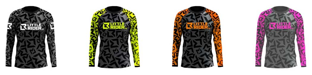 Little Rider Co, Classic jersey colors