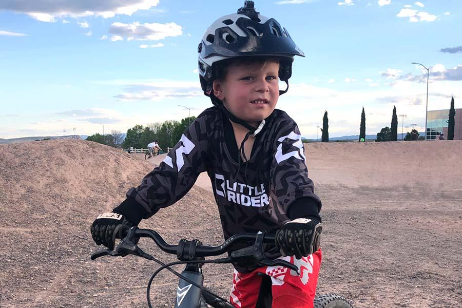 Little Rider Co - jersey model