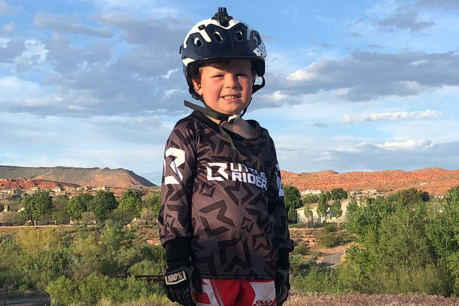 Little Rider Co Jersey Review - St. George