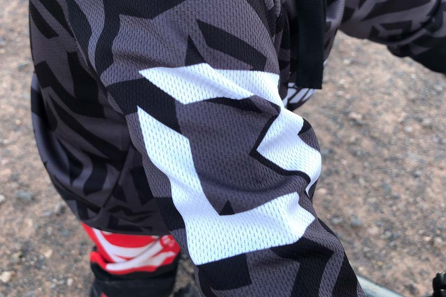 Little Rider Co sleeve detail