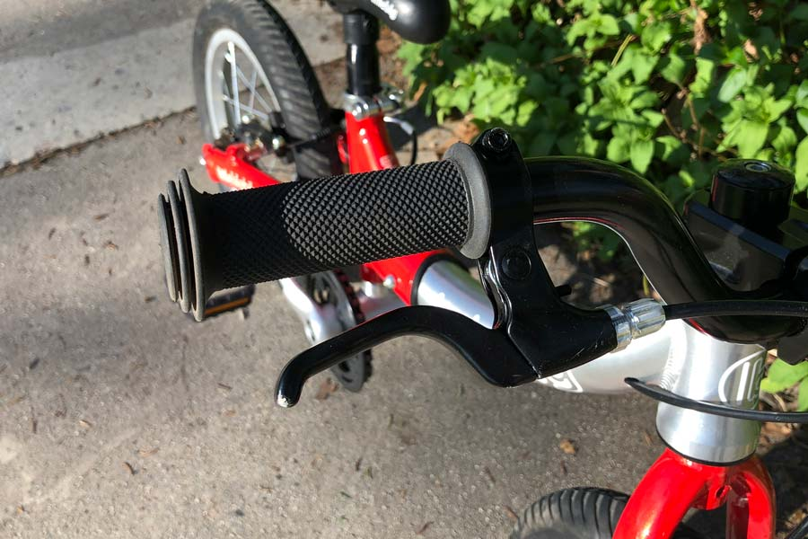 Hand brake for LittleBig Bike