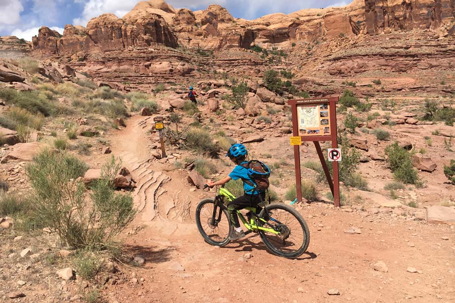 mountain biking brothers moab captain ahab