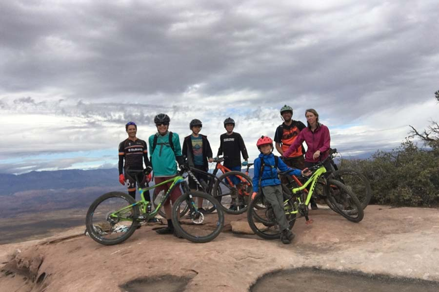 mtb friends little creek mesa