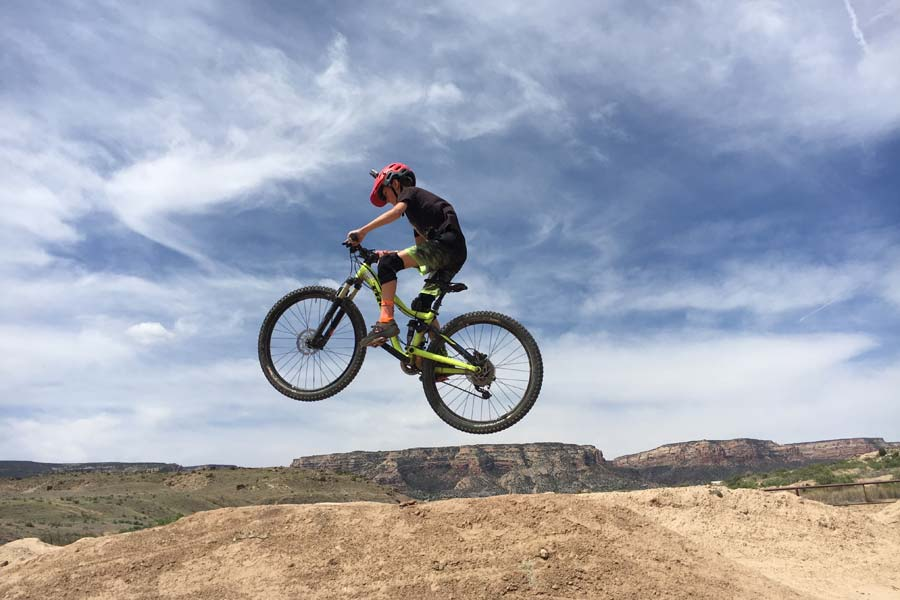 mtb kid jump fruita co