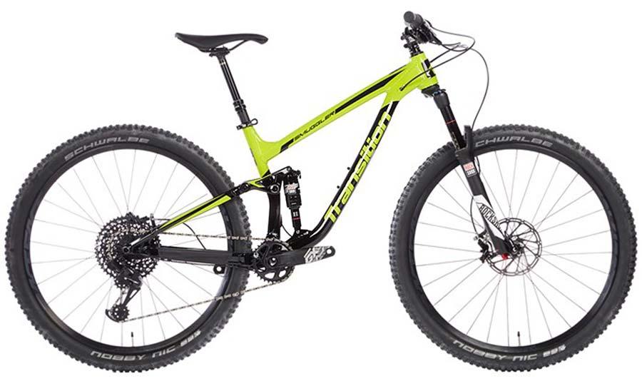 Mountain bikes for teens - Transition Smuggler