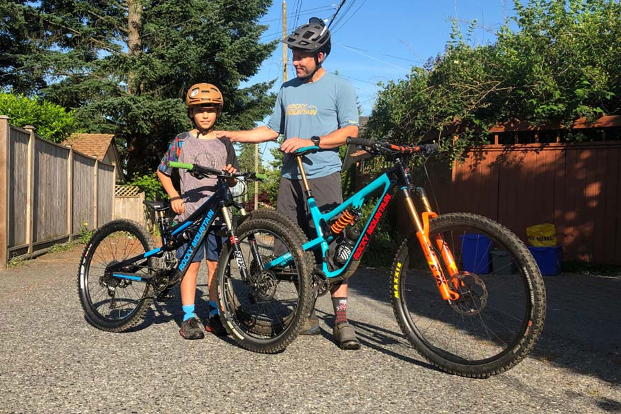 Dre Hestler - Father's Day Bike Checks
