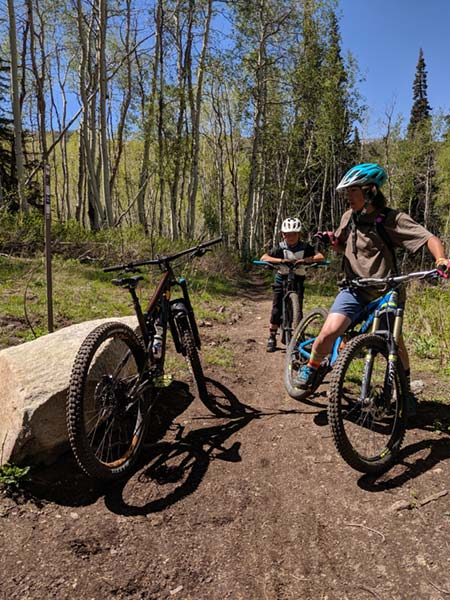 Rocky Mountain Instinct - Father's Day bike check 2019