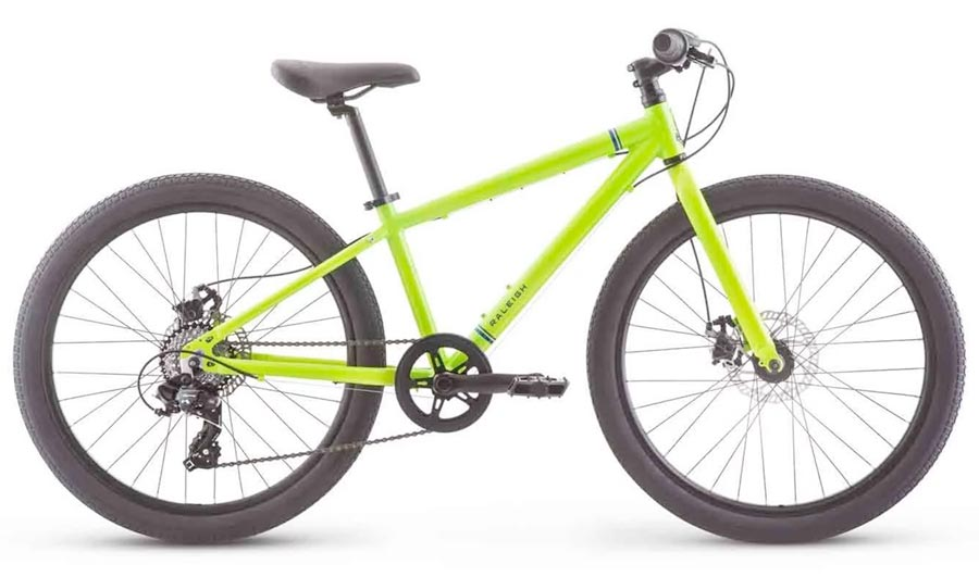 Raleigh Redux 24 inch mountain bike for kids