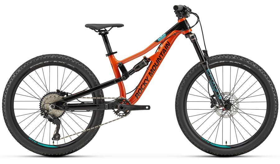Rocky Mountain Reaper 24 - mountain bike