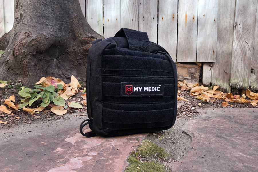 MyMedic MyFAK - first aid kid for mtb families