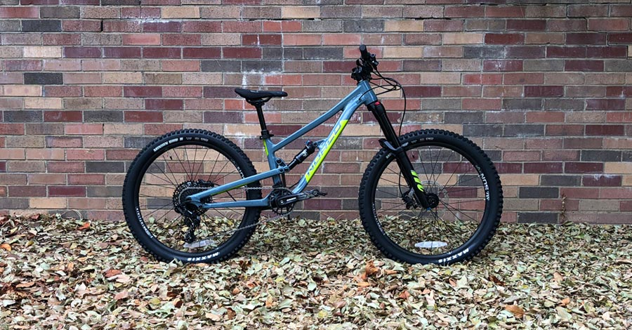Norco Fluid FS 1 24 review - featured photo