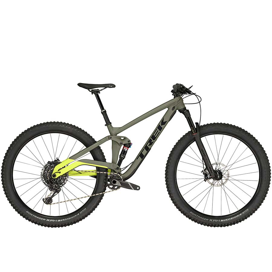 Trek full stache 8 mountain bike
