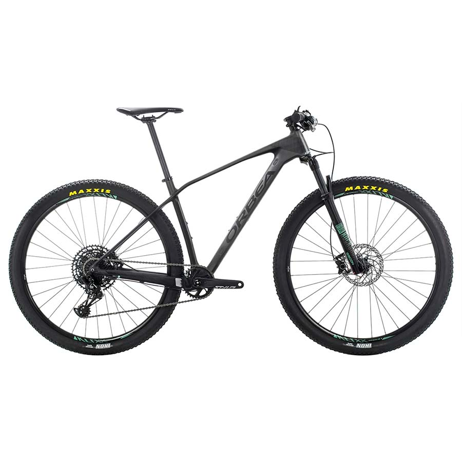 orbea m50 eagle 27.5 carbon hardtail mountain bike