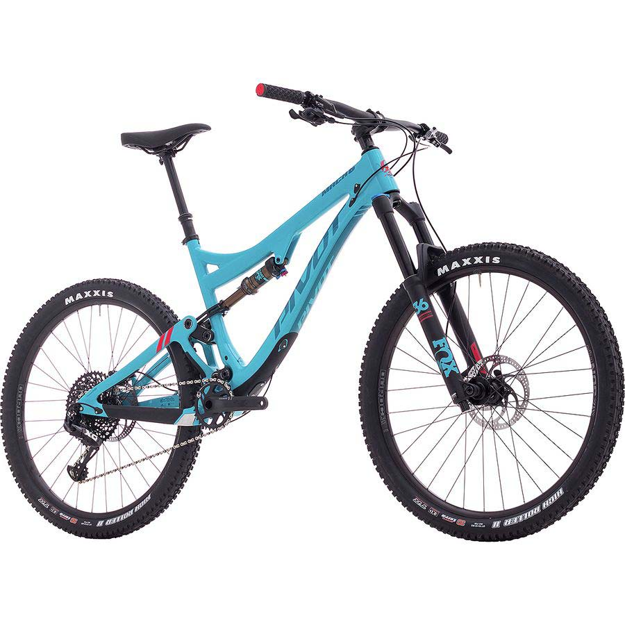 picot mach 6 carbon mountain bike