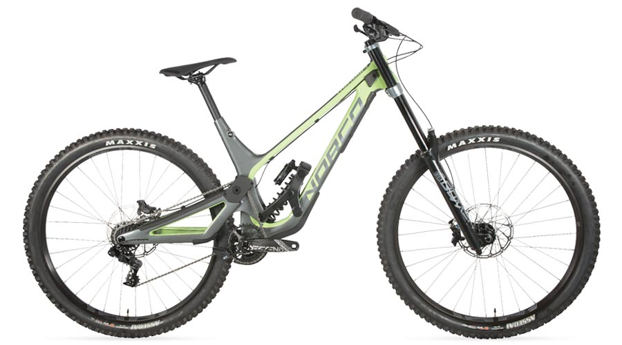 Norco Aurum - Carbon downhill bike for teens and kids