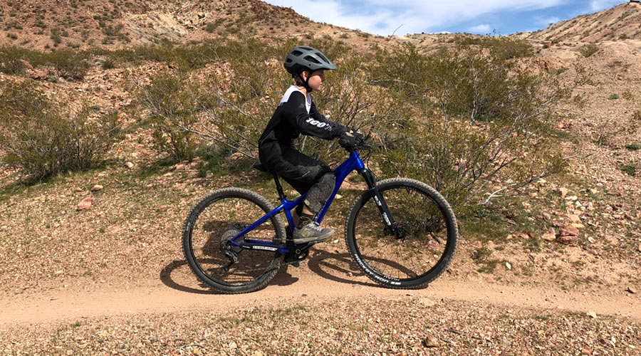 The Trailcraft Timber 26 is one of the best 26 inch mountain bikes for kids