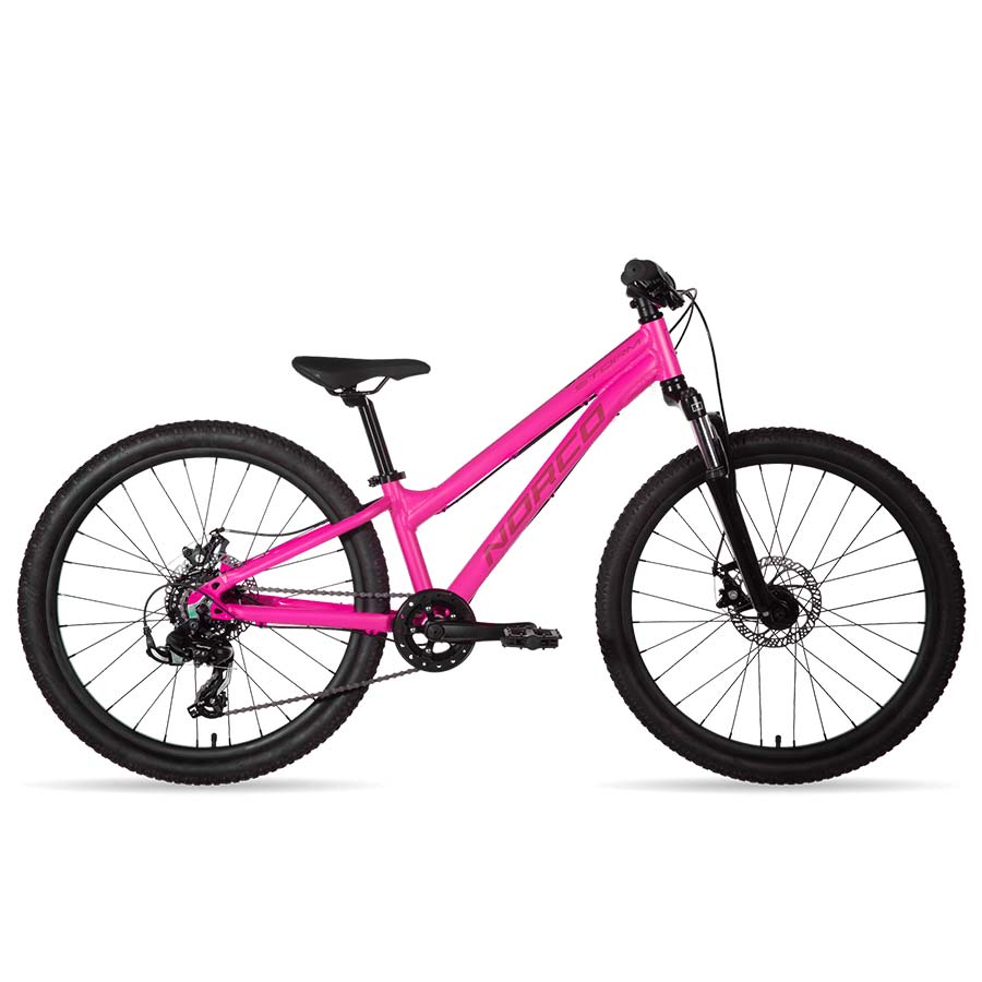 Norco Storm 4.1 24 inch wheel mountain bike for kids