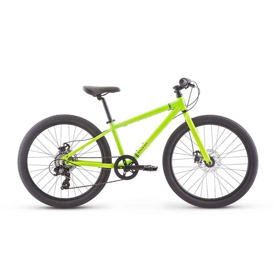 Raleigh Redux 24-inch wheel bike for kids