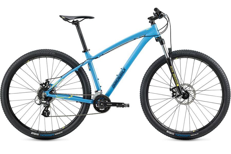 Diamondback Overdrive 29 1 Mountain Bike NICA