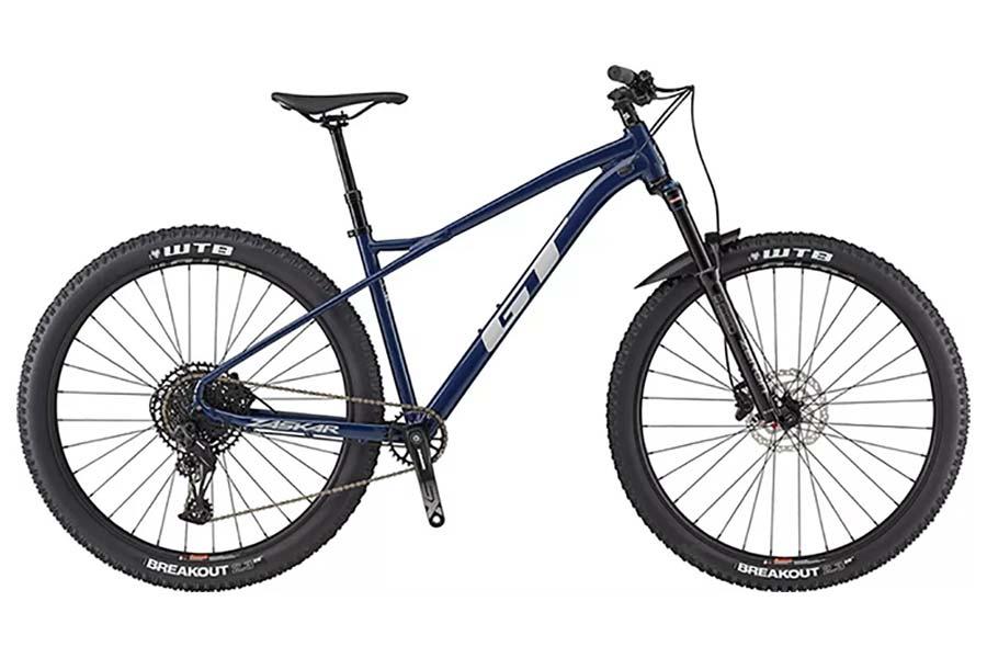 GT Zaskar LT AL Elite Hardtail Mountain Bike NICA