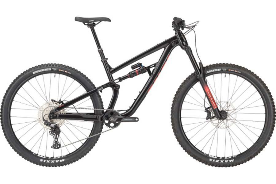 Salsa Blackthorn Deore Mountain Bike Full Suspension
