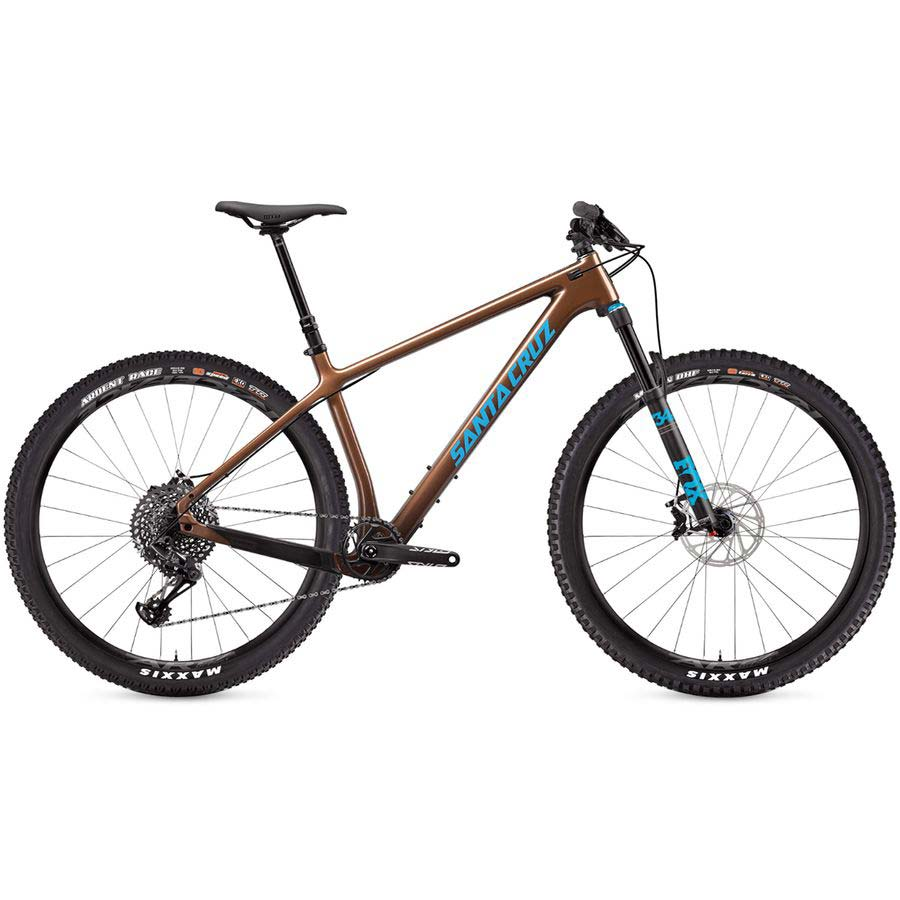 Santa Cruz Bicycles Chameleon Carbon 29 S Mountain Bike NICA teen
