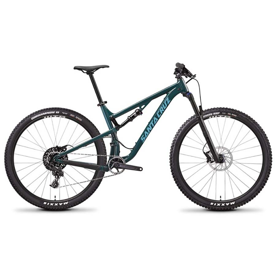 Santa Cruz Bicycles Tallboy C S Reserve Complete Mountain Bike 2019 NICA XC race bike